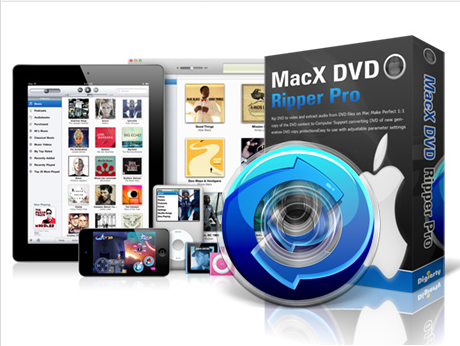 MacX DVD Video Converter - Black Friday Giveaway And Sale: WinX DVD Ripper Platinum