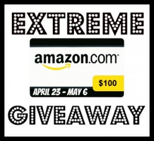 amazon extreme giveaway