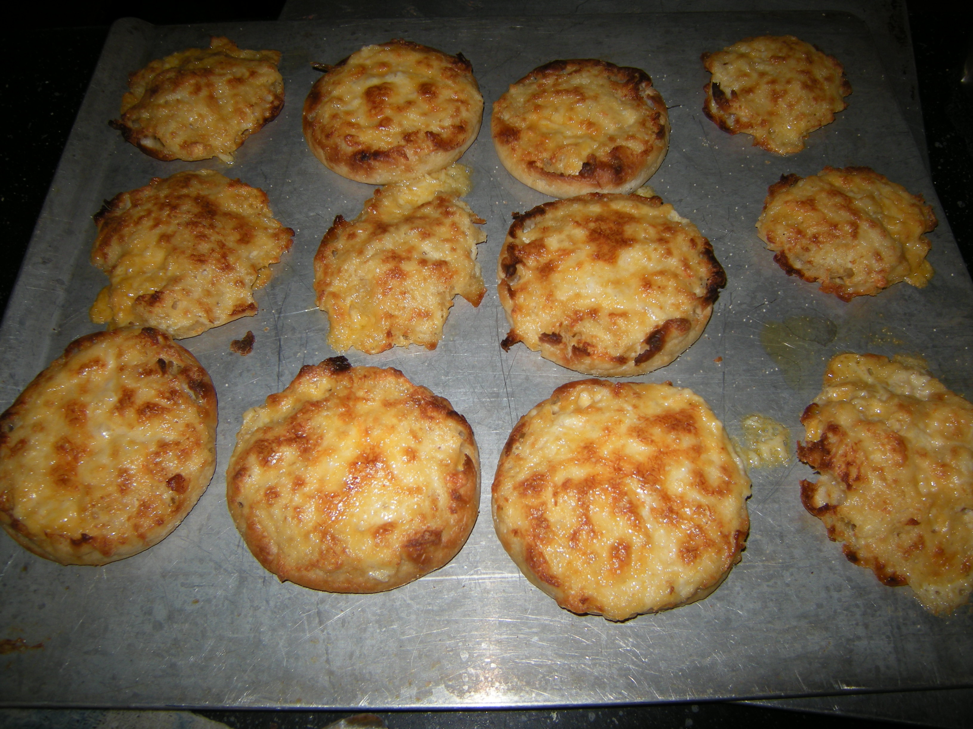 Crab Cake English Muffin Recipe