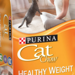 healthy weight cat chow