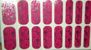 Jamberry Nail Shields