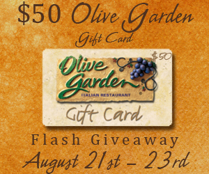 Olive Garden Flash Giveaway