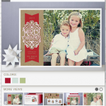 minted christmas collection