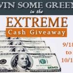 september extreme cash giveaway