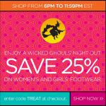 crocs.com 25% off