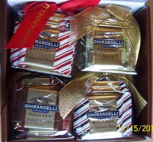 Ghiradelli Limited Edition Squares