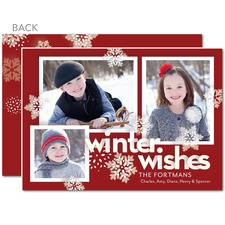 free holiday cards tiny prints
