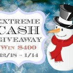 december extreme cash giveaway