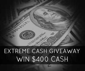January extreme cash giveaway