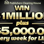 PCH Mega Prize Sweepstakes