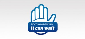 Texting and Driving - It Can Wait
