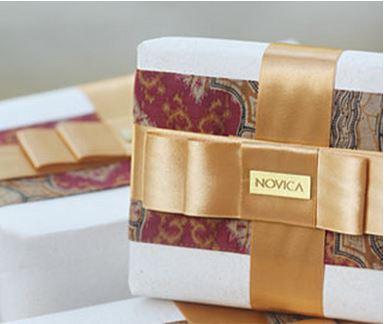 novica premium gift wrap