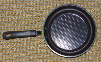 Ozeri Green Earth Pan featuring Greblon