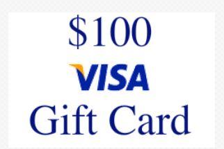100 visa gift card giveaway