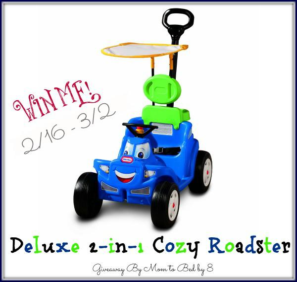 Deluxe 2-in-1 Cozy Roadster