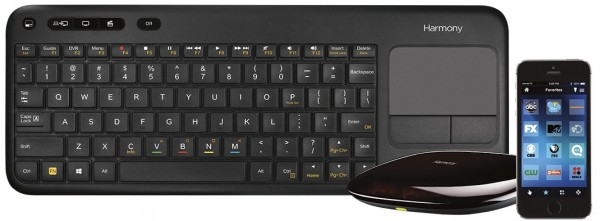 Logitech Harmony Smart Wireless Keyboard