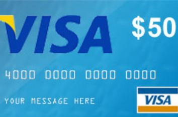 50 visa gift card teensafe