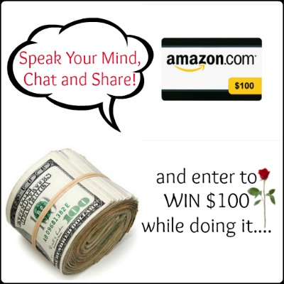Let's talk money giveaway