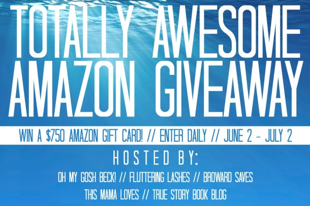 June Totally Awesome Amazon