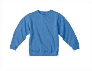 blank sweatshirts