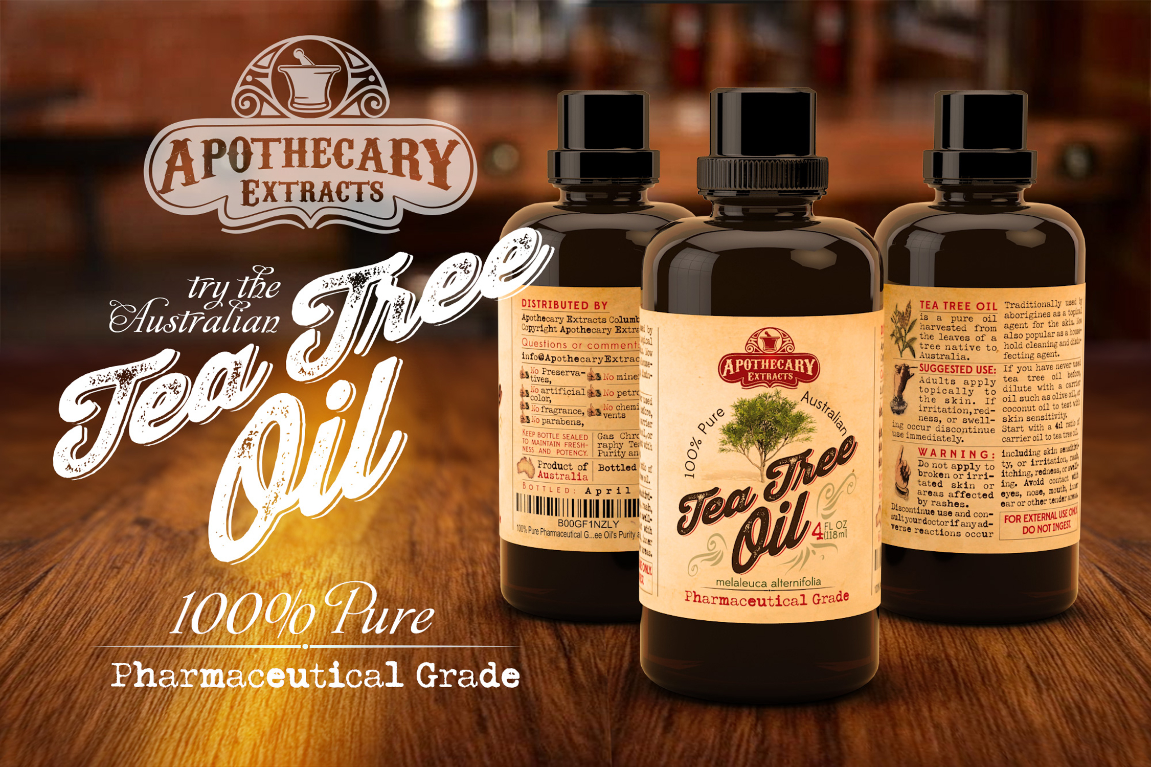 teatree oil review