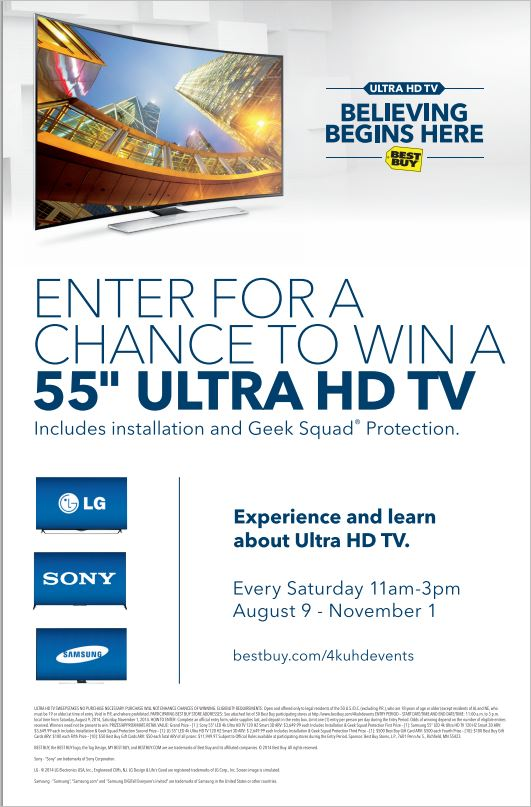 ultra hd best buy