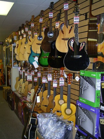 purchasing the right acoustic guitar