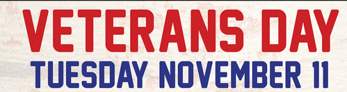 2014 veteran's day freebies