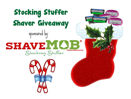 shavemob stocking stuffer  giveaway