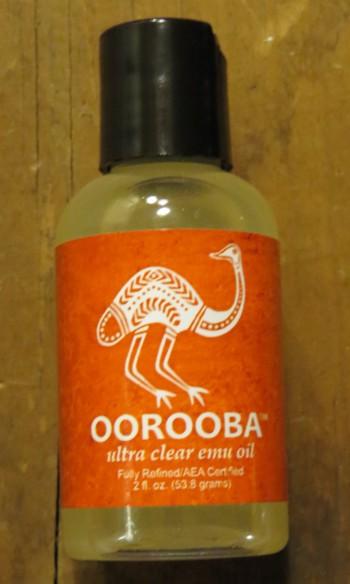 OOROOBA EMU OIL