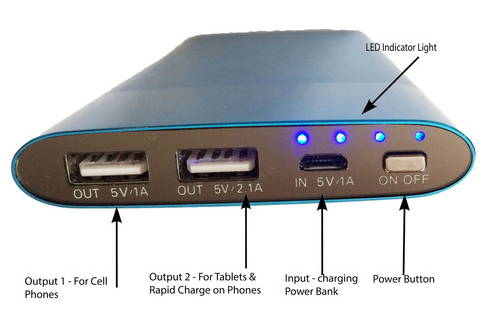 zoom power bank side view