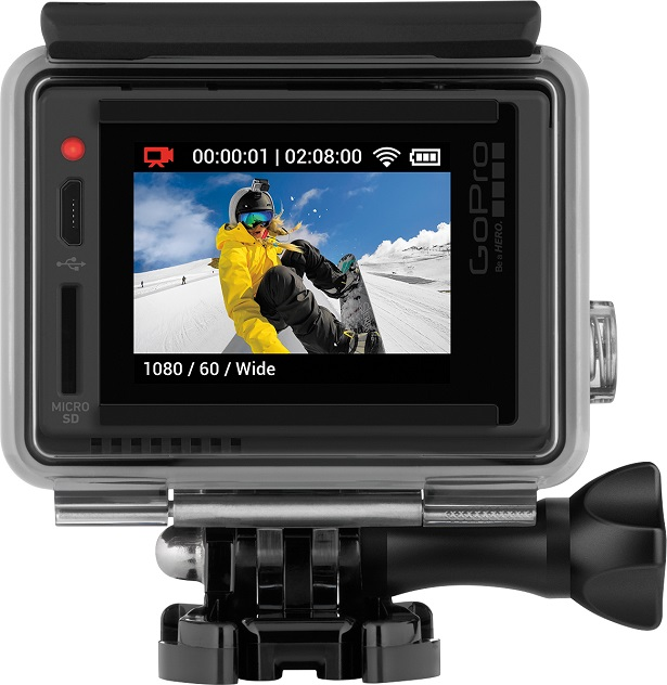 gopro hero+ LCD HD Waterproof Action camera