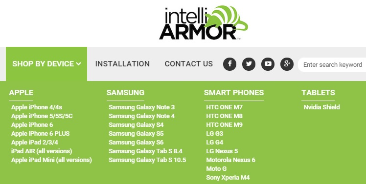 intelliarmor intelliglass