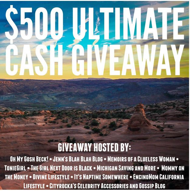 june Ultimate Cash giveaway