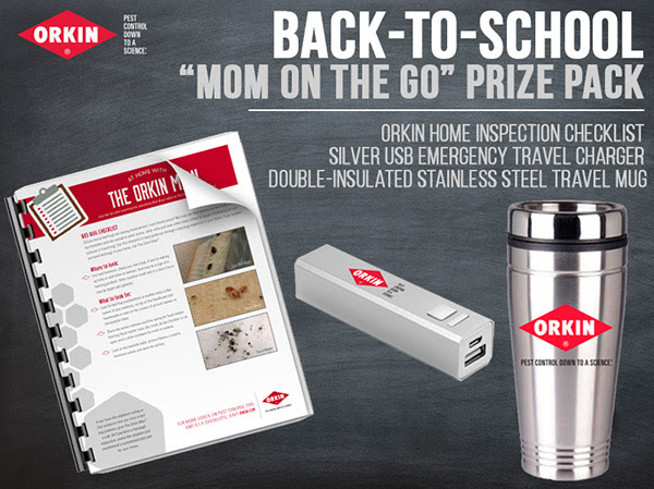 orkin prize pack giveaway