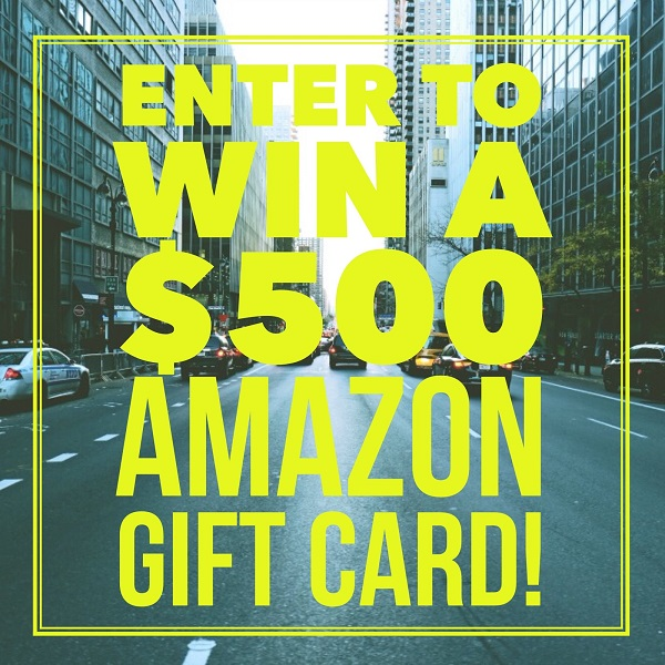 December Amazon giveaway