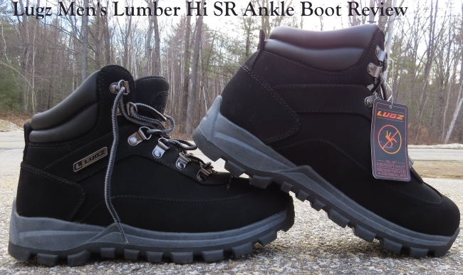 Lugz Lumber Hi SR Ankle Boot Review