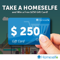 $250 Visa Gift Card Giveaway Sponsored by Homeselfe - US only