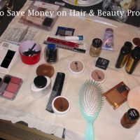 Ways to Save Money on Hair & Beauty Products