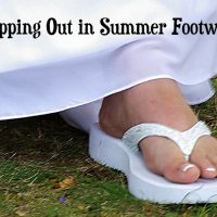 Stepping Out in Summer Footwear - What to Consider
