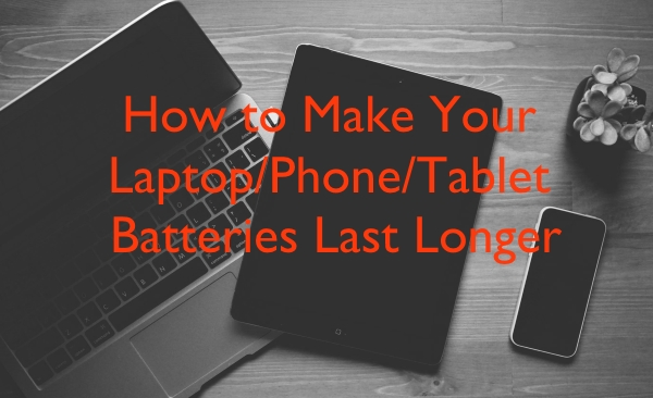 laptop phone battery