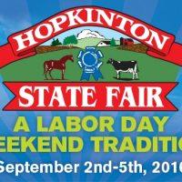 2016 Hopkinton State Fair - Save $2 Per Ticket