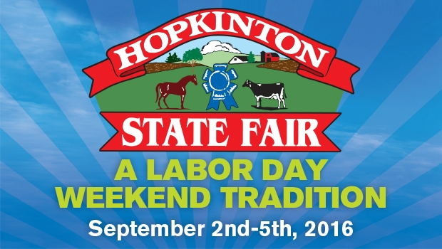 2016 Hopkinton State Fair Save$2 on tickets