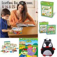 LeapFrog Back To School Collection Giveaway - Open to USA