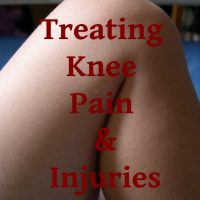 Treating Knee Pain and Injuries