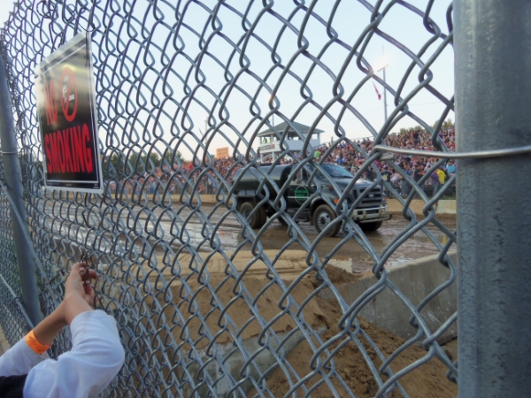 Hopkinton State Fair Demolition Derby