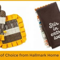 Hallmark Home Collection Giveaway