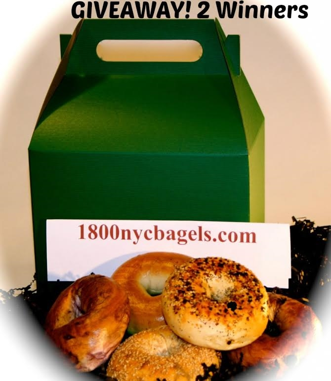 1800nycbagels.com giveaway