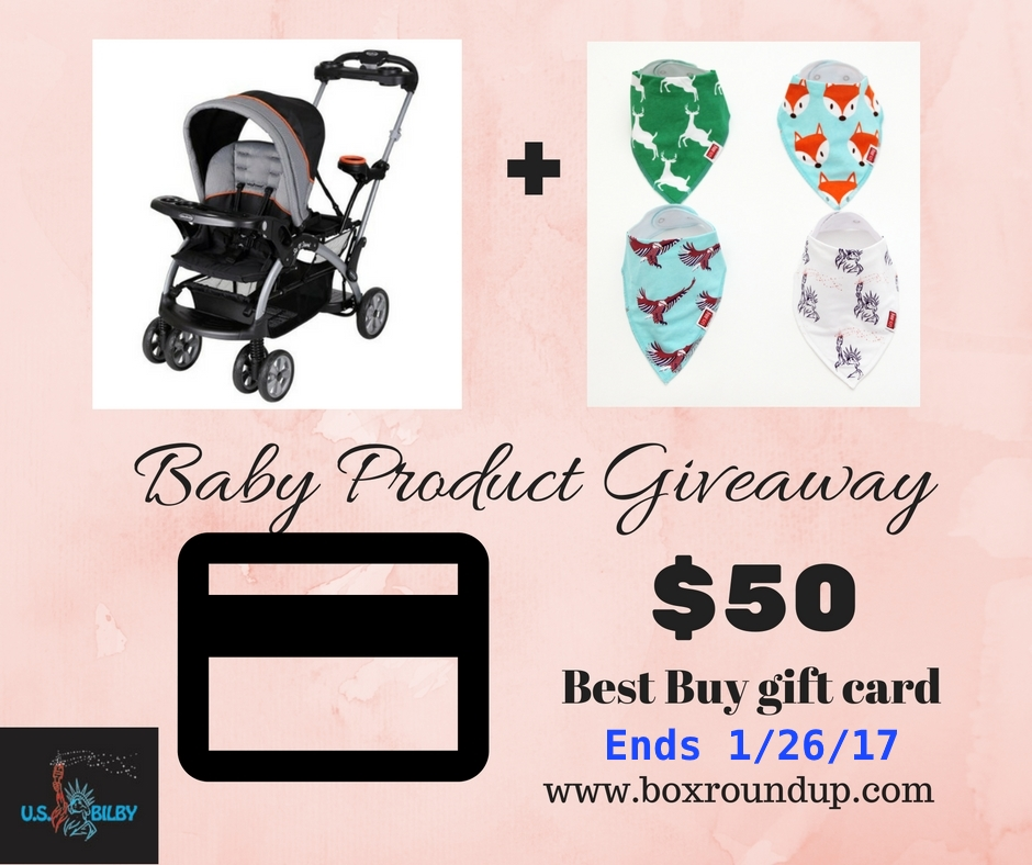 Baby Product Bundle Giveaway