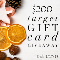 $200 Target Gift Card Giveaway - Open WW
